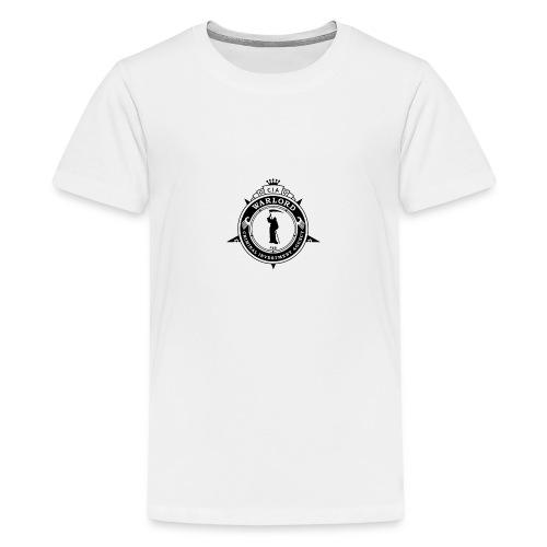 cia_warlord - Teenager Premium T-Shirt