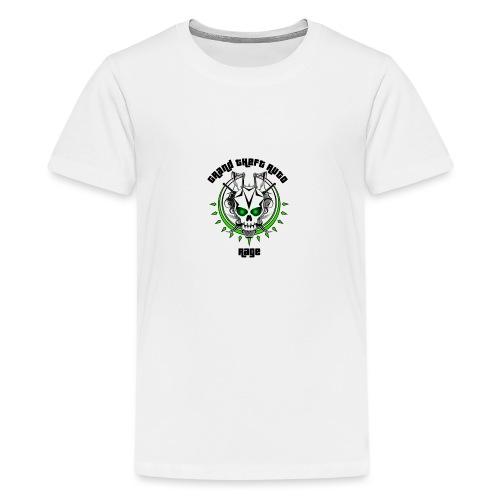 Der Rage Shop - Teenager Premium T-Shirt
