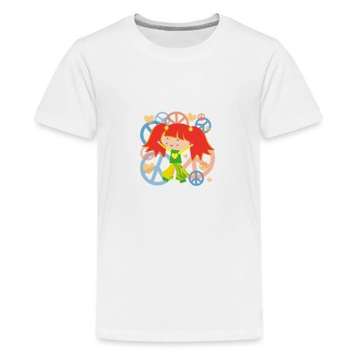 Happy Meitlis - Be Happy - Teenager Premium T-Shirt