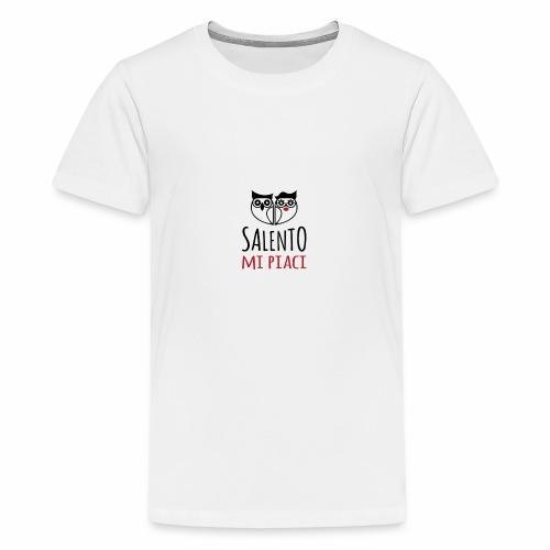 SALENTOMIPIACI - Maglietta Premium per ragazzi