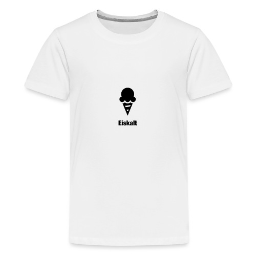 Eiskalt - Teenager Premium T-Shirt