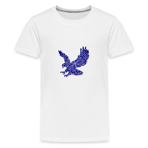MANDALADLER - Teenager Premium T-Shirt