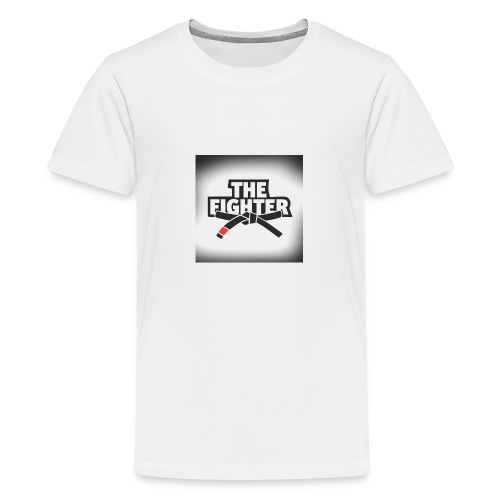 Fighter - Teenager Premium T-Shirt