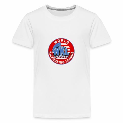 WKL CALIFORNIA - Camiseta premium adolescente