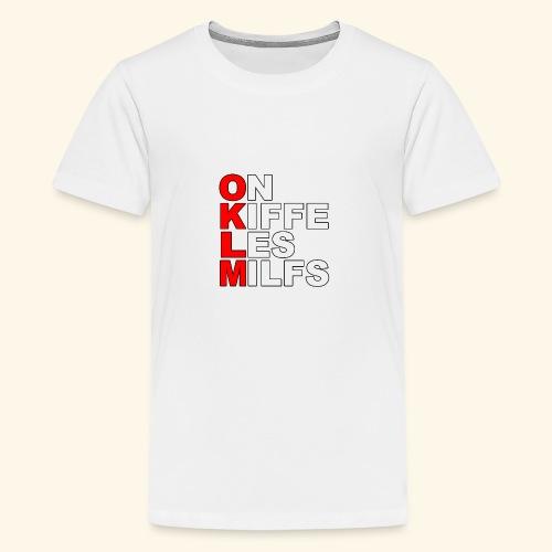 OKLM - T-shirt Premium Ado