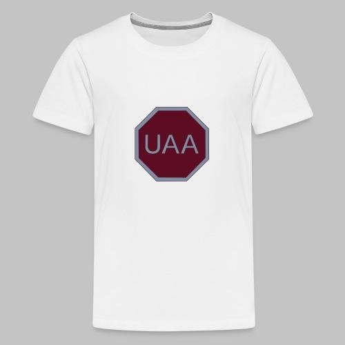 Codon stop - Teenage Premium T-Shirt