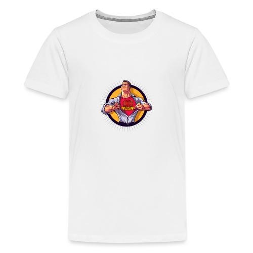 ERA Super Hero - Teenage Premium T-Shirt