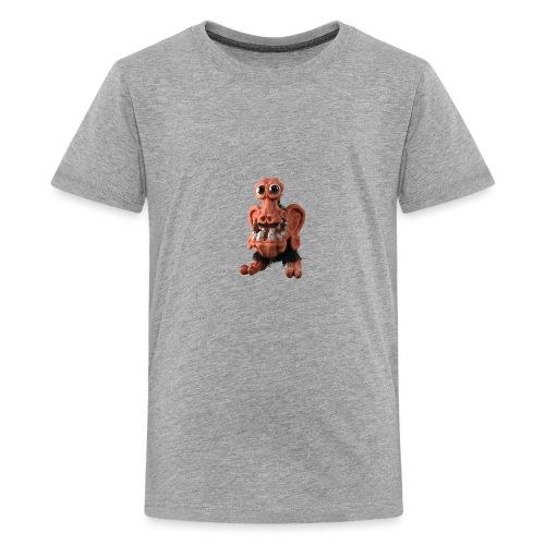 Very positive monster - Teenage Premium T-Shirt