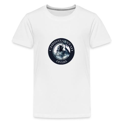 Logotype-2 - Premium-T-shirt tonåring