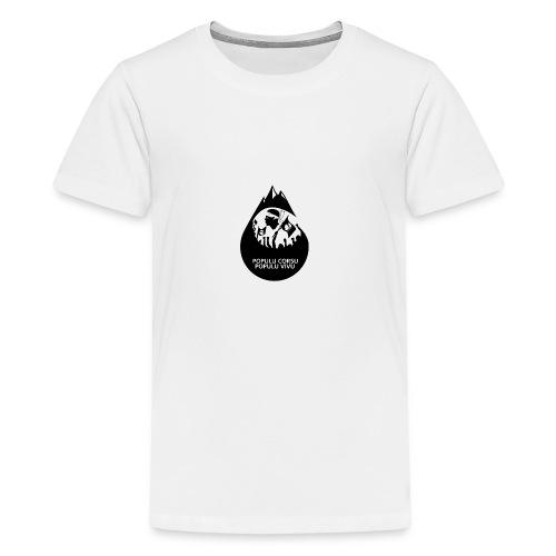 ISULA MORTA - T-shirt Premium Ado