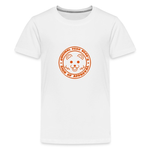 signsmall - Teenager Premium T-Shirt