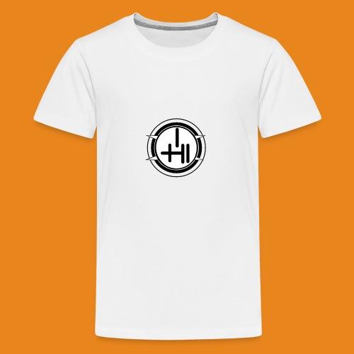 Logo Wazza gang - T-shirt Premium Ado