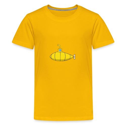 Submarine - Camiseta premium adolescente