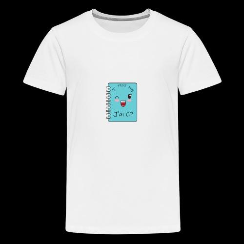 Rentrée des classes - T-shirt Premium Ado