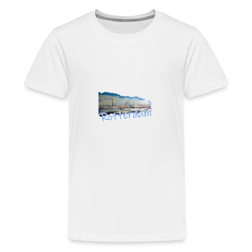 Rotterdam - Teenager Premium T-Shirt