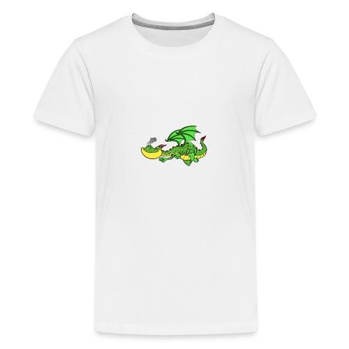 dracarys - Teenager Premium T-Shirt