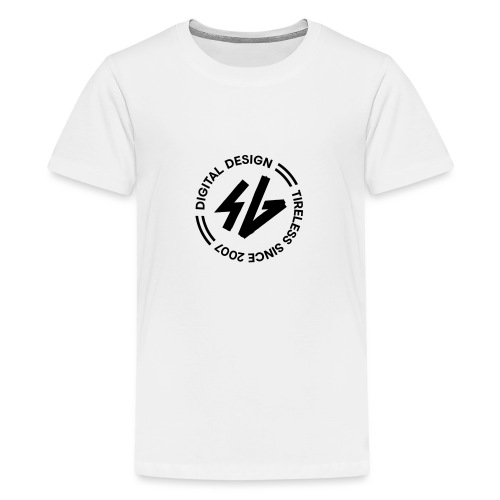 sg-badge-2 - Teenager Premium T-Shirt