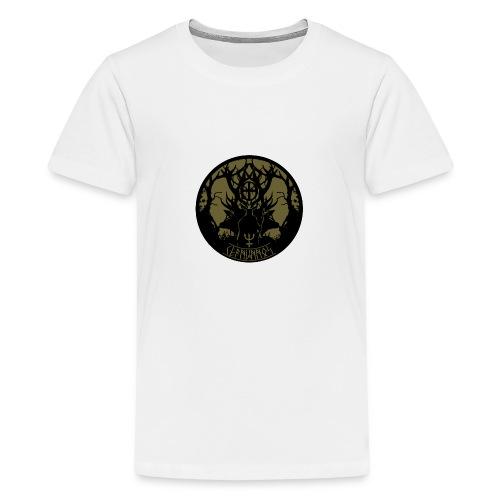 cernunnos - Teenage Premium T-Shirt
