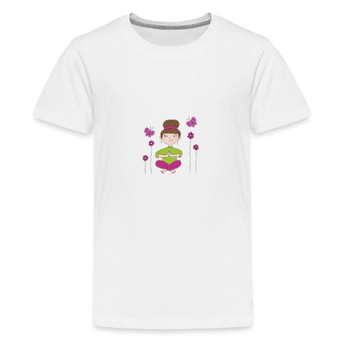 Bine - Meditation - Teenager Premium T-Shirt
