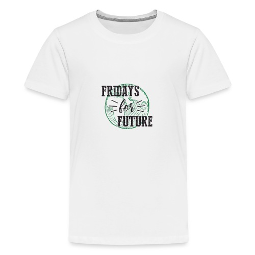 Fridays for Future - Teenager Premium T-Shirt