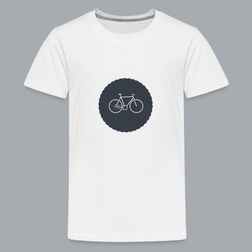 Bike Circle - Teenager Premium T-Shirt