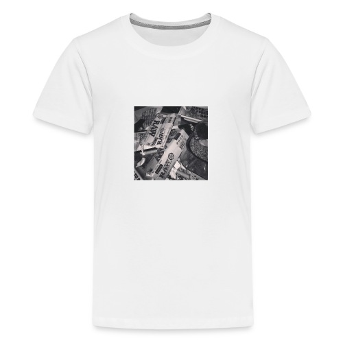 elfnullfuenf. Longpapers - Teenager Premium T-Shirt