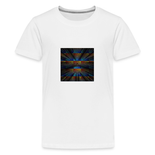 Colouradio - Teenager Premium T-Shirt