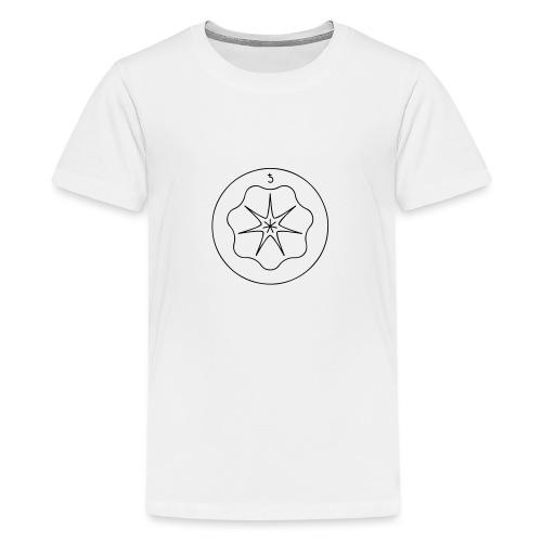 Rudis Saturn Siegel - Teenager Premium T-Shirt