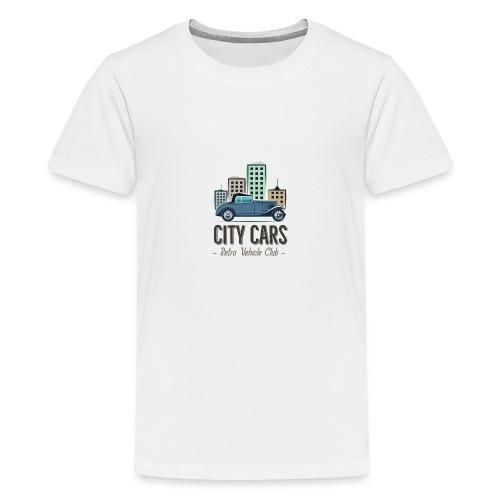 City Cars - Teenager Premium T-Shirt