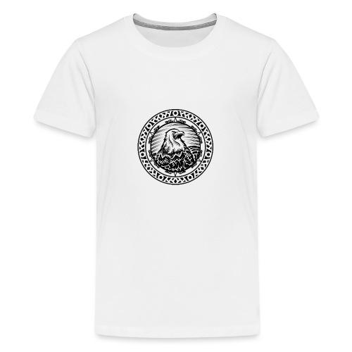 Adler Mandala Eagle - Teenager Premium T-Shirt