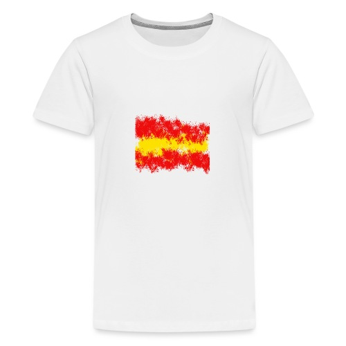 Spanien - Teenager Premium T-Shirt