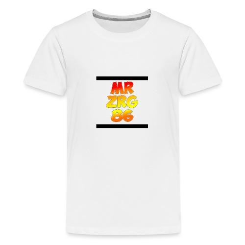 Fan Merchandising - Teenager Premium T-Shirt