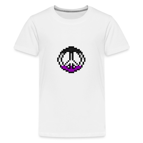 asexual pacific stripe - Teenager Premium T-Shirt