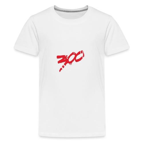 300 - Teenager Premium T-Shirt