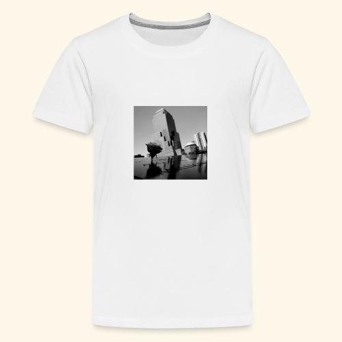 Rosa del ricordo - Maglietta Premium per ragazzi