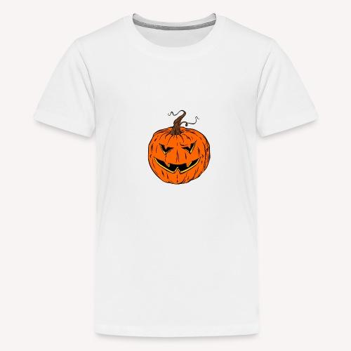 Pumpkin - Teenager Premium T-Shirt