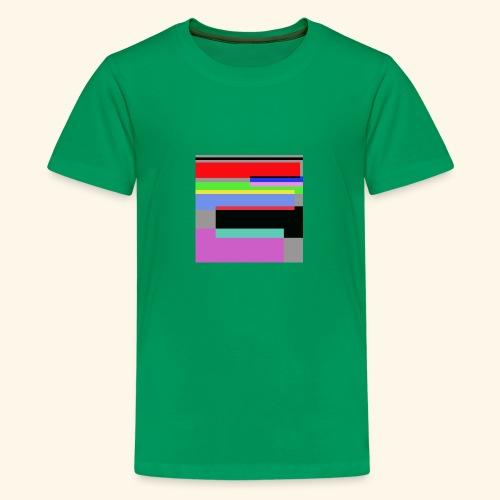 Artistico27 - Maglietta Premium per ragazzi
