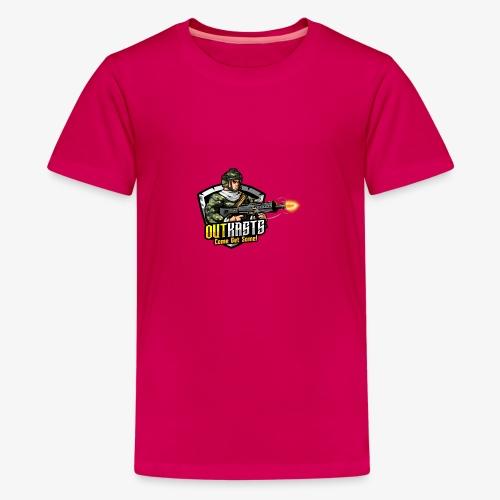 OutKasts [OKT] Logo 2 - Teenage Premium T-Shirt