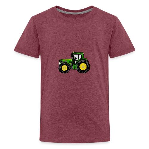 Trecker - Teenager Premium T-Shirt