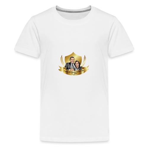 Conference des Partenaires Europe 2019 - T-shirt Premium Ado