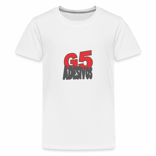 Adesivos cooler Stil - Teenager Premium T-Shirt