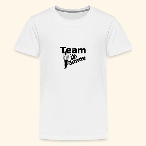 Team Jamie - Teenage Premium T-Shirt