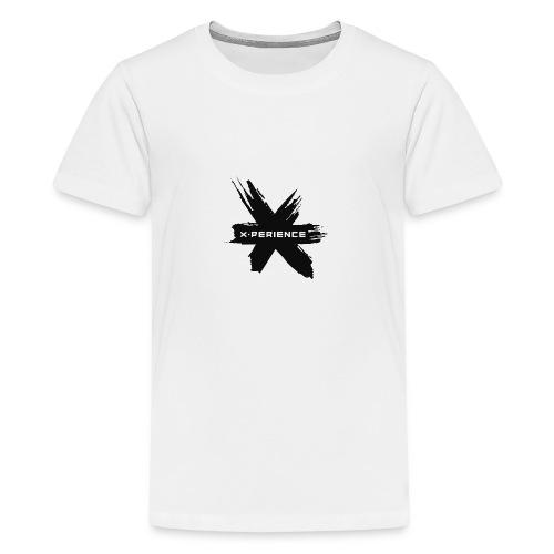 x-perience - Das neue Logo - Teenager Premium T-Shirt