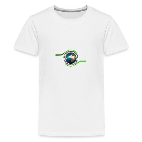 STOP5G - Teenage Premium T-Shirt