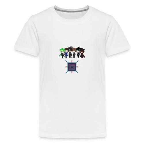 SonneCraft - Maglietta Premium per ragazzi