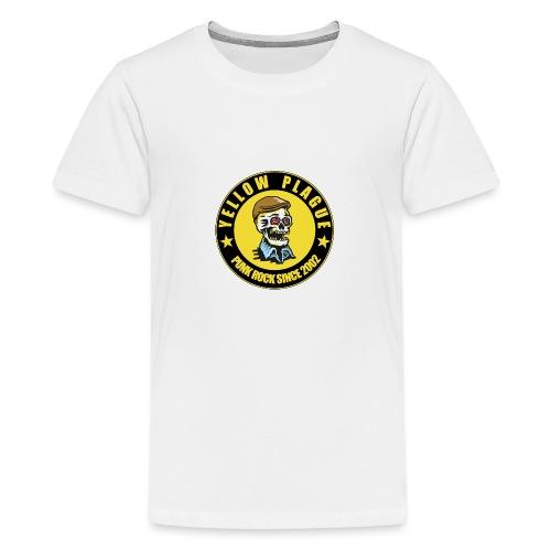 New logo - Teinien premium t-paita