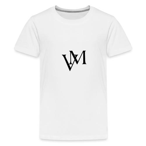 Lettere VM - Maglietta Premium per ragazzi