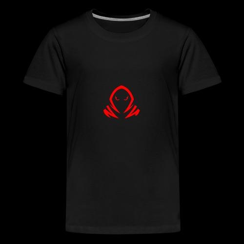 New Official TagX Logo - Teinien premium t-paita