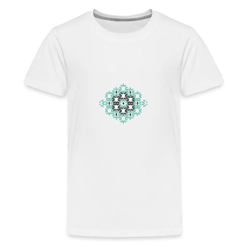 triangle geometry 4000 X 4000 px - T-shirt Premium Ado