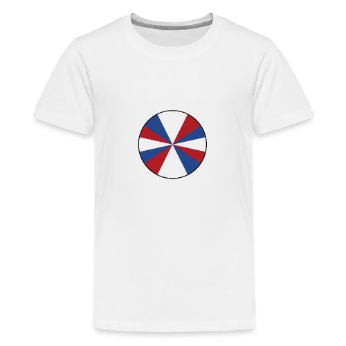 Geuzenvlag NL Nederland - Teenager Premium T-shirt